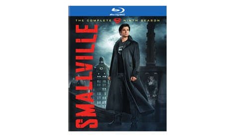 Smallville: The Complete Ninth Season (Blu-ray) 24a3831d-3acf-41ae-95c2-77f827eac574