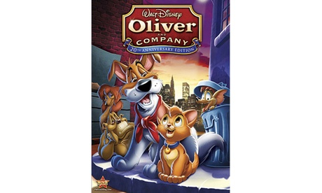 Oliver And Company 20th Anniversary Edition 1eb839f0-ffb7-42b6-8c4b-4a309aed8197