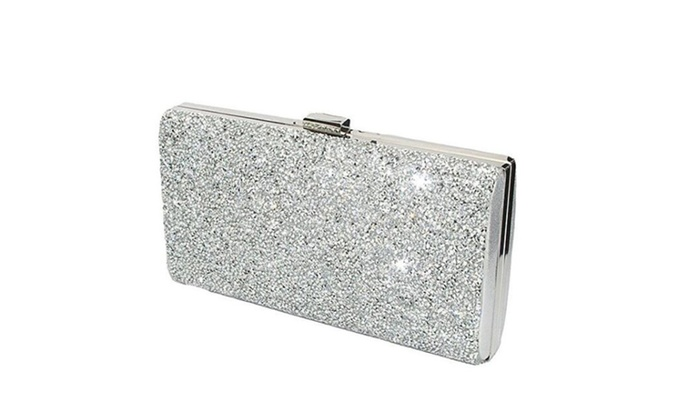 Women's Handbag Envelope Rhinestone Evening Clutch Bag