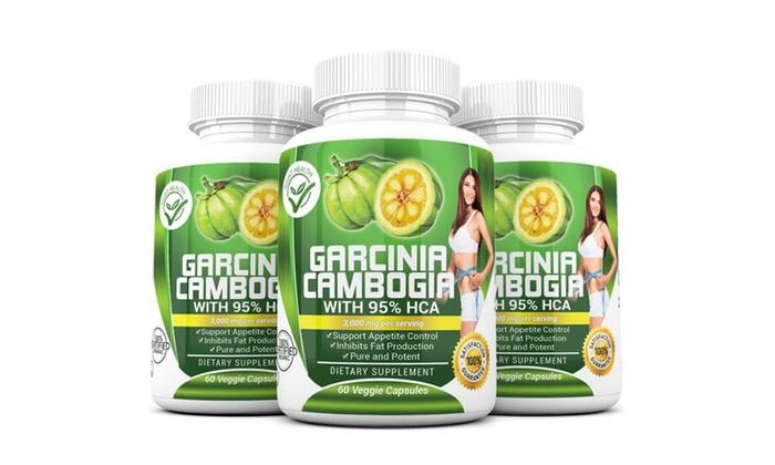 Up To 33 Off On 3000mg Daily Garcinia Cambogi Groupon Goods