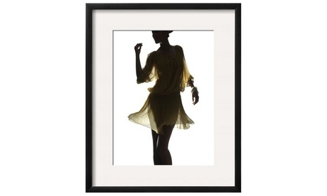 Silhouette of a Woman by Graeme Montgomery 28710001-8f9d-4fc6-8170-d00ec3f48bc5