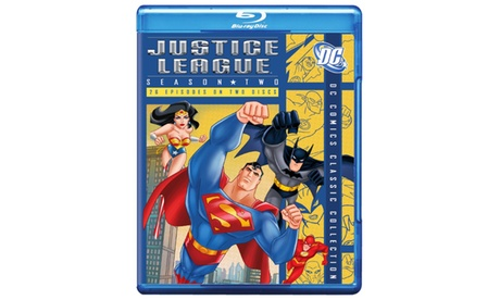 Justice League: Season 2 (Blu-ray) 3989d466-6db9-4105-888b-86b78d6c588a