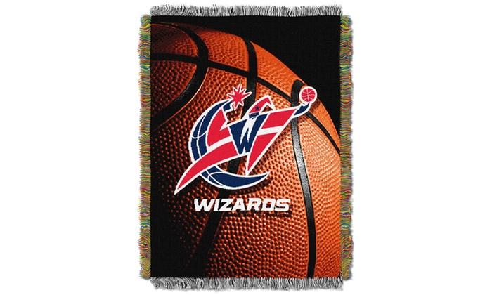 NBA 051 Wizards Photo Real Throw