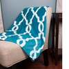 Soft and Plush Polyester Flannel Printed 50 x 60 Throw Blanket