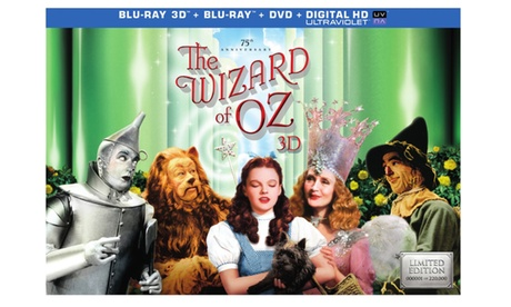 Wizard of Oz: 75th Anniversary Collector's Edition (3D Blu-ray DVD) 06fea3ba-3b4b-4204-a845-b286fde21f34