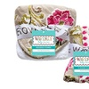 Waverly Baby Jazzberry Bouquet Hooded Towel and Wash Cloth Set