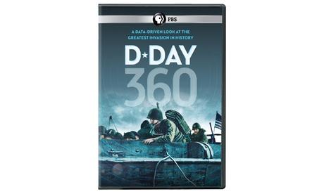 D-Day 360 DVD 292e4021-394e-41e8-87bd-5d5a43d6f19a