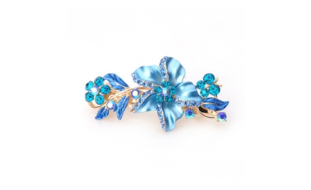 Hair Jewelry -- Summer Mood Clip