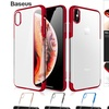 Clear Case Ultra Slim Hybrid Shockproof Glitter Cover for iPhone XS/XS Max/XR