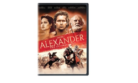 Alexander: The Ultimate Cut (DVD) 8c890aa7-c8cc-4c08-bb2e-00c7ad5b0b81