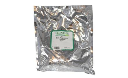 Spicy World Peppercorn (Whole)-Black Tellicherry, 16 Oz. bag