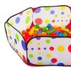 Durable Exciting Hexagon Ball Pit Play Tent with Storage Case