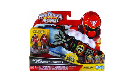 Power Rangers Super Megaforce - Deluxe Legendary Morpher 13866b81-522f-45b8-a053-14e2f63339c0