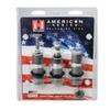 Hornady American Die Set 3 10MM -40 (.400) Free Shell Holder