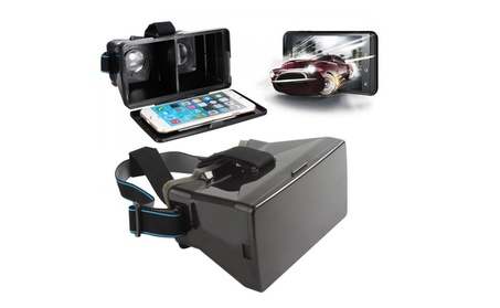 """Virtual Reality Headset 3D Video Glasses For Phones 3.5 to 5.6"""" f37f0058-a5ae-4f00-ad31-074da0d478f4"""