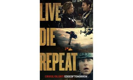 Live Die Repeat: Edge of Tomorrow (DVD UltraViolet) 76e9d0f8-1e97-48c4-90ff-85b687d67c21