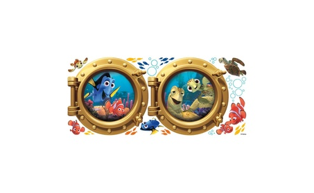 Roommates Decor Disney Pixar Finding Nemo Giant Wall Decals de23f7e5-5b44-42fd-806e-e753f6473e82