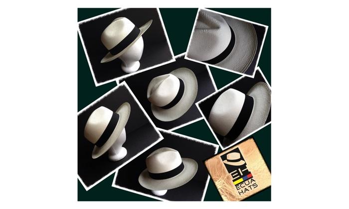 """Genuine Ecuador Montecristi """" Panama Hat """""""