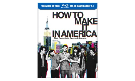 How To Make It In America: The Complete Second Season (BD) 4b6ca270-9644-4ebe-bda8-cb38fb72cf80