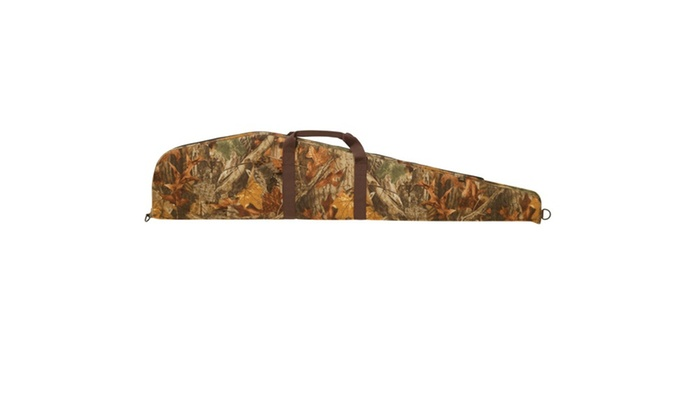 Bob Allen 610 BA Scoped Soft Gun Case Large-48″ Adv. Timber