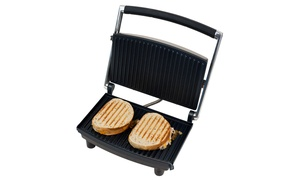 Chef Buddy Panini Press Grill and Gourmet Sandwich Maker