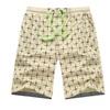 Men's Lattice Beach Sports Short Cargo Shorts