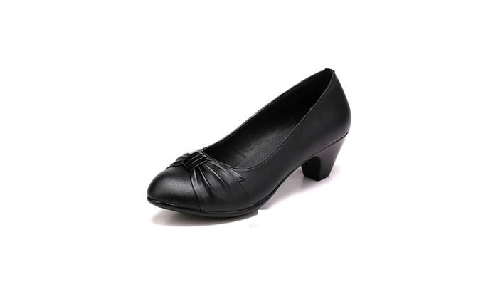 Women's Slip-ON Fashion Solid Shoes