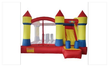 Inflatable Bouncer Combo Bounce House Castle Moonwalk Trampoline Slide 1610d80c-49e4-44bf-8a4a-0b2669e0eb92