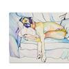 Pat Saunders-White Sleeping Beauty Canvas Print