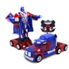 Kids RC Toy Car Transforming Robot Truck Remote Control Vehicle