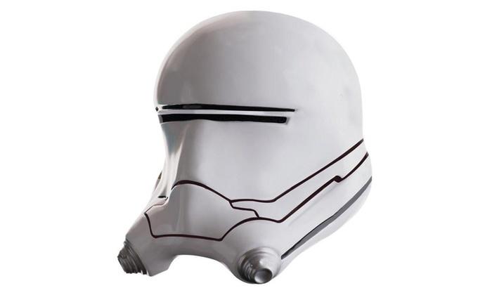 Star Wars Episode VII – Mens Flame Trooper Full Helmet