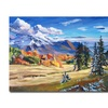 David Lloyd Glover Autumn in the Foothills Canvas Print