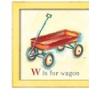 W is for Wagon by Catherine Richards