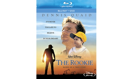 The Rookie (Blu-ray) Combo Pack 8549efac-8730-431e-9cb5-f4c00cb3e0ca
