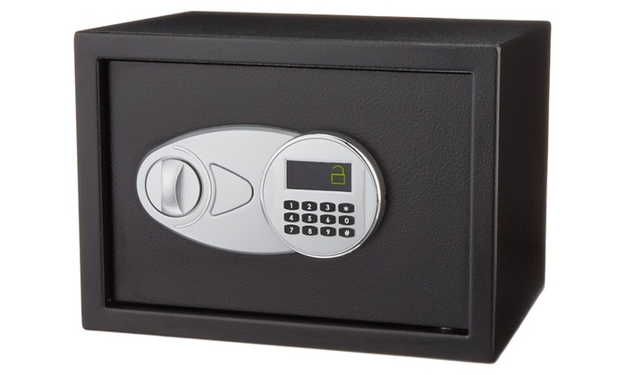 Security Safe 0.5 Cubic Feet