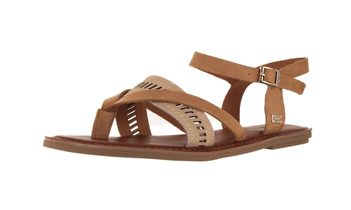 22c40688e437 Up To 7% Off on Toms Women s Lexie Sandal