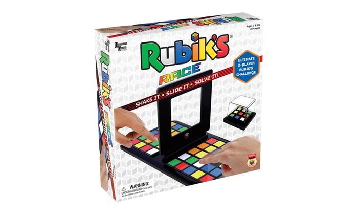 Groupon Goods: Rubik's Race