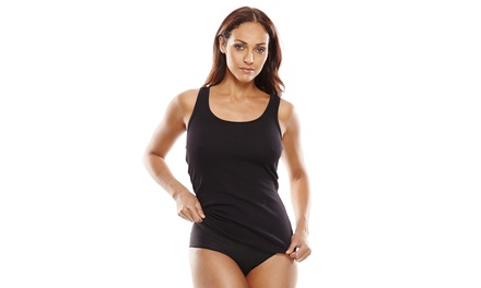 SPANX Show Topper Tank with Built-in Body