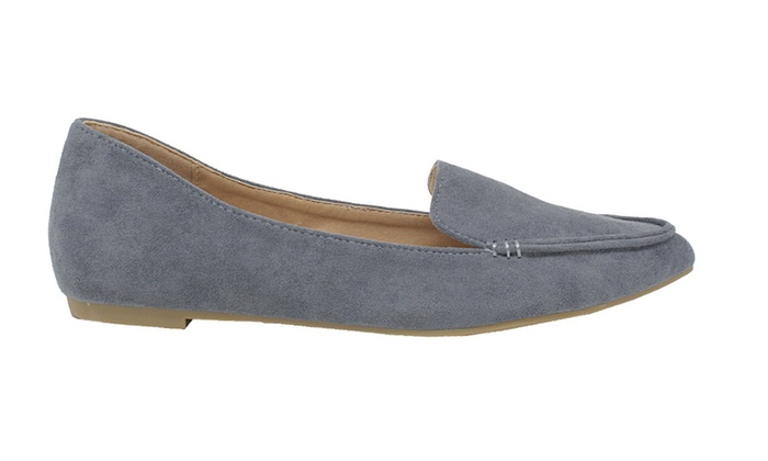 3f9c25048a0 YOKI-URBAN-349 Pointy toe Flat Sandals