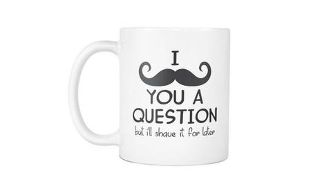 Funny Coffee Mug - Pun Mug - 11oz Coffee Mug Cup ece8b9fc-80ec-49ba-9d42-c87667410915