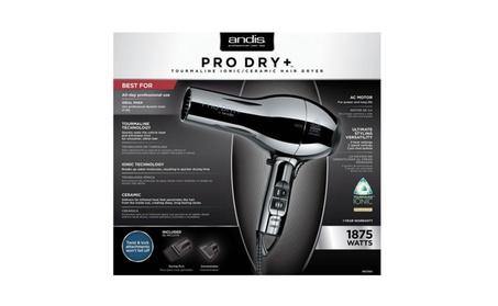 Pro Dry+ Tourmaline Ionic/Ceramic Hair Dryer #82365 75b8a669-c217-45c6-a6e9-a896e3928501