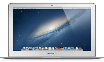 "Apple MacBook Air 11"" MJVP2LL/A 4GB RAM 256GB SSD (2015) Scratch and Dent"