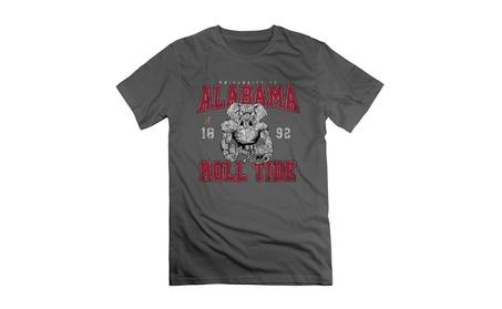 Man NCAA University Of Alabama Alabama Crimson Tide Roll Tide Tshirt 5932fa0f-db19-4c0f-b3e0-02109c0b167d