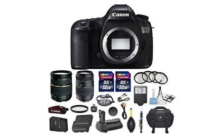 Canon EOS 5DS Full Frame CMOS Digital SLR DSLR Camera Bundle cf97ad4c-d18d-47b8-9c87-8d699f4b3528