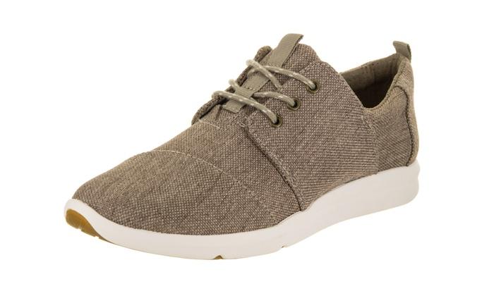 70aa94b02ffb Toms Women s Del Rey Casual Shoe Medium 5.5 Women US Desert Taupe. Discount  8%