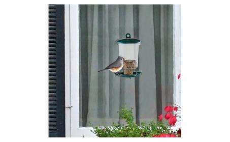 Pure Garden Window Bird Feeder (Goods Pet Supplies) photo