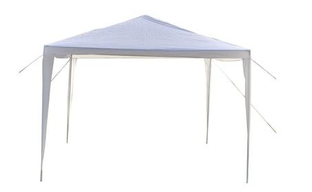 10'x10' Canopy Party Wedding Tent Heavy Duty Gazebo Pavilion Cater a2db14ac-46fb-4c90-b739-f6e97727c385
