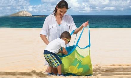 Kids Baby Beach Storage Bag Children Toys Mesh Bags