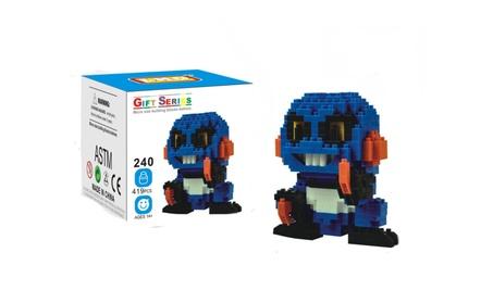 LNO Anime Pokemon Croagunk Nano Block Diamond Mini Building Toy Pocket 3a9f9474-b965-4b32-b8ef-57a880958434