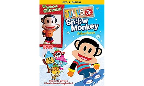 Julius Jr: Snow Monkey Adventures (DVD & Digital) ef972454-132f-4633-8d33-cf768f3626b4
